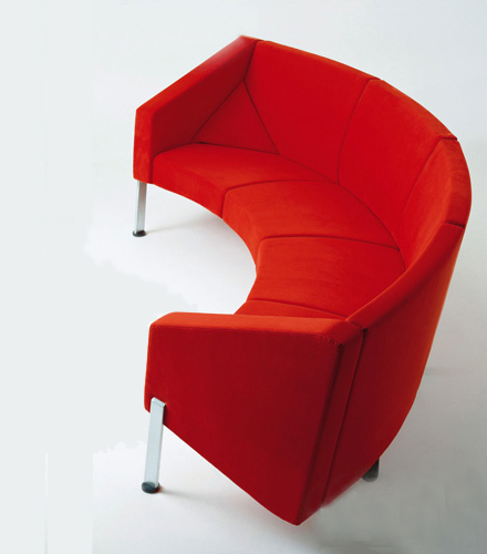 Product: Decision Finish: Fabric Designer: Pelikan Year of design: 1986