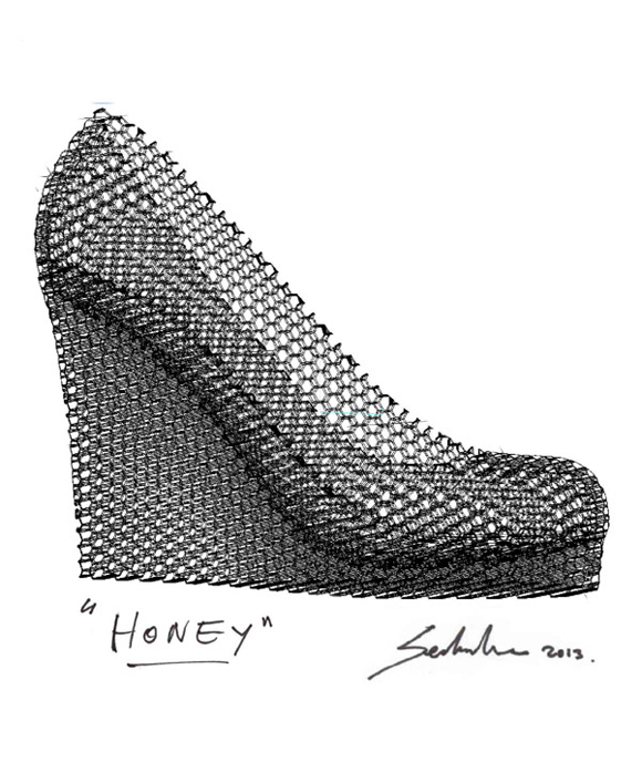shoe1 honey