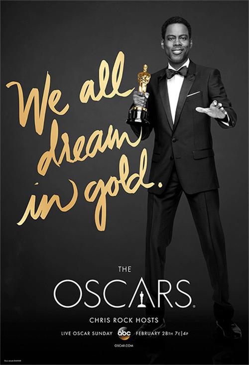 本届奥斯卡的主持人是好莱坞著名非裔笑星克里斯-洛克