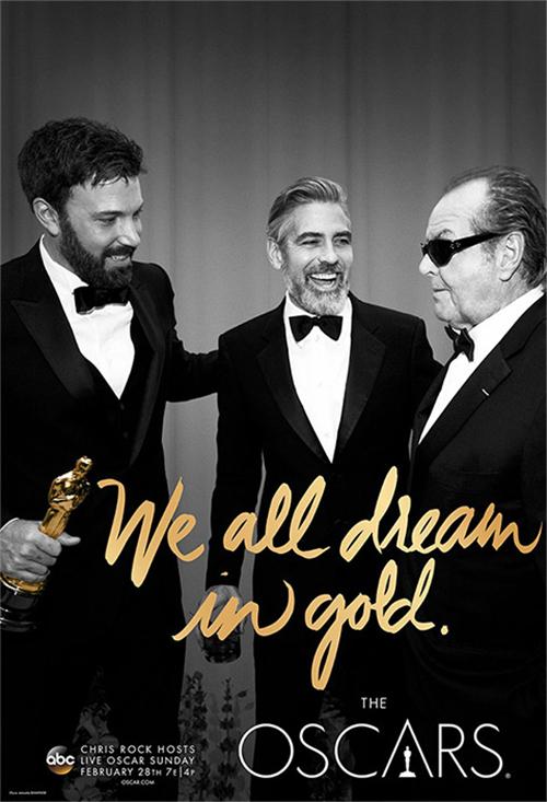 奥斯卡最佳影片《逃离德黑兰》的主创本-阿弗莱克、乔治-克鲁尼