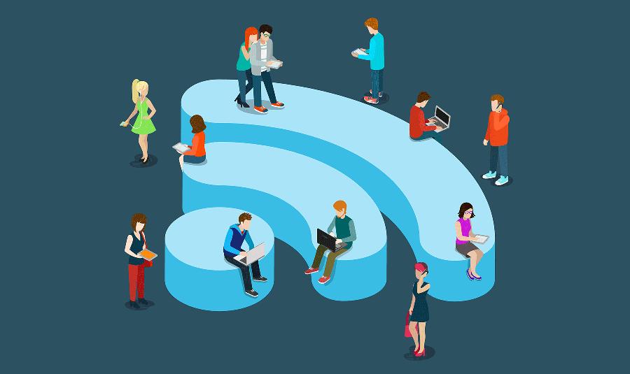 公共WIFI连接也可以心机重重